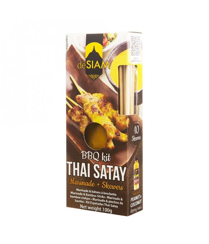 COOKING SET SATAY