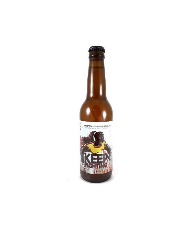 La Calavera Keep Fighting 37,5cl